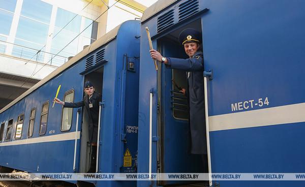 Белорусская железная дорога в декабре расширит маршрутную сеть.